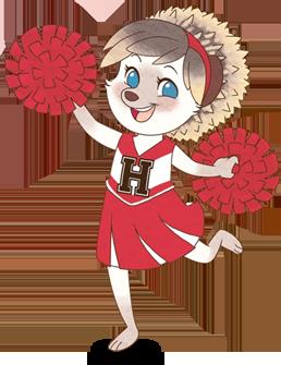 Ella Mae - The Courageous Cheerleader